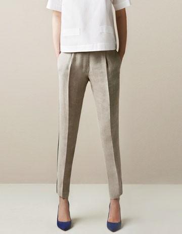 Pantaloni Skinny Vs Pantaloni A Sigaretta Anna Venere Moda Per