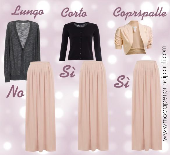 Ben noto Come Abbinare la Gonna Lunga – Anna Venere | Moda per principianti WQ33