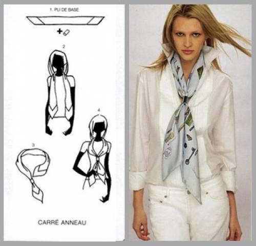 Il foulard è difficile – Anna Venere   Moda per principianti a481c7d759a