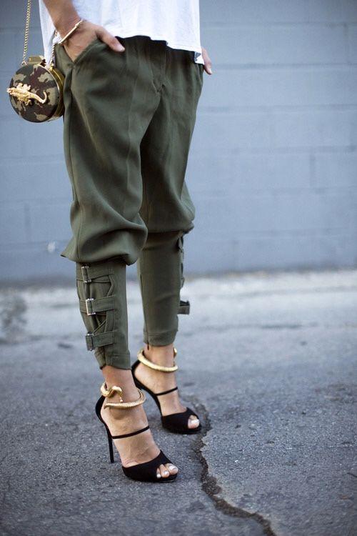 Principianti Venere Abbinare Verde Anna Come Militare Il Per – Moda TqzUF7xFw