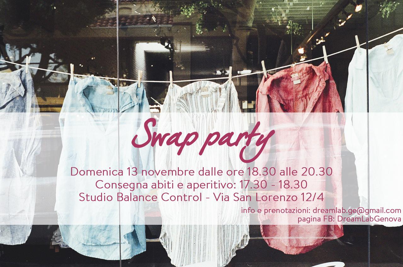 Vi aspetto al mio Swap Party Genovese – Anna Venere  446b40e68a2
