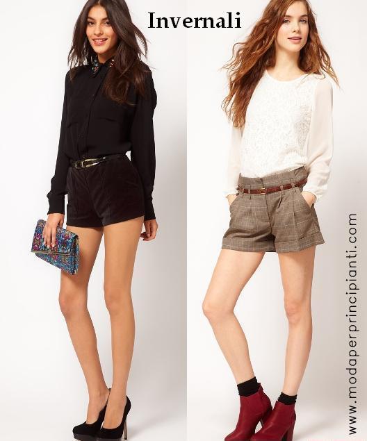 fa5a28db73d5b8 Come indossare gli shorts in inverno – Anna Venere | Moda per principianti