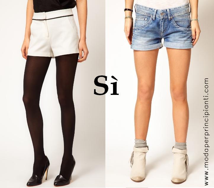 foto ufficiali a2e7d 415dd Come indossare gli shorts in inverno – Anna Venere   Moda ...