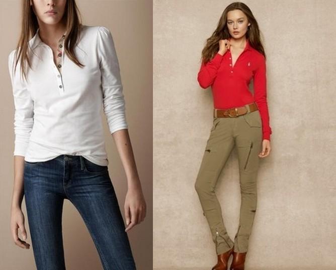 hot sale online 539f5 03fb9 Polo – Anna Venere   Moda per principianti