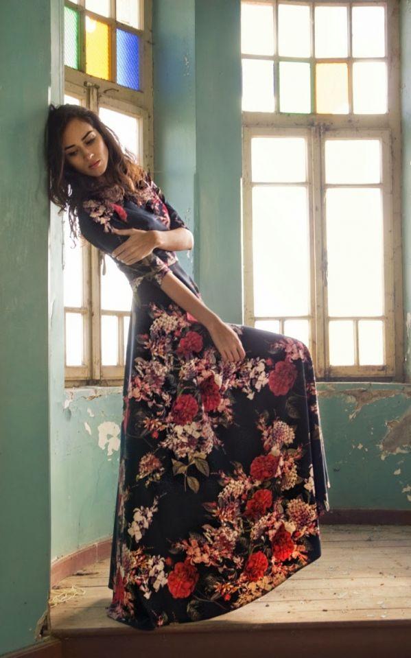 f2ed9070e053 L abito lungo per ciascuna forma del corpo – Anna Venere