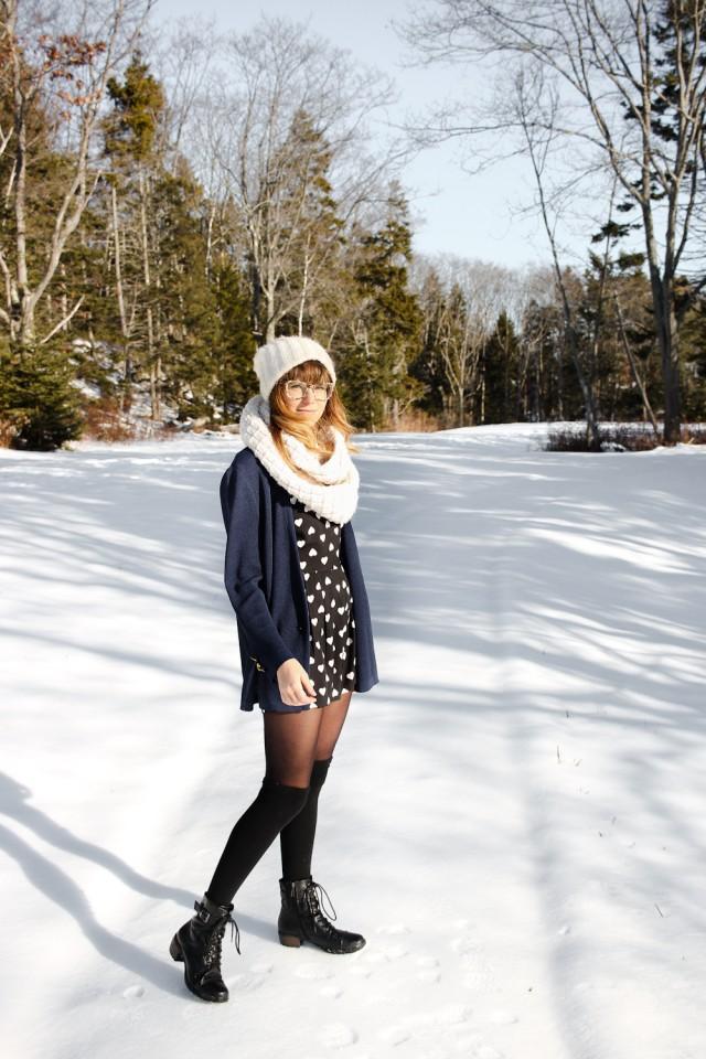 41958feb414a Indossare gli abiti estivi e primaverili in inverno – Anna Venere ...
