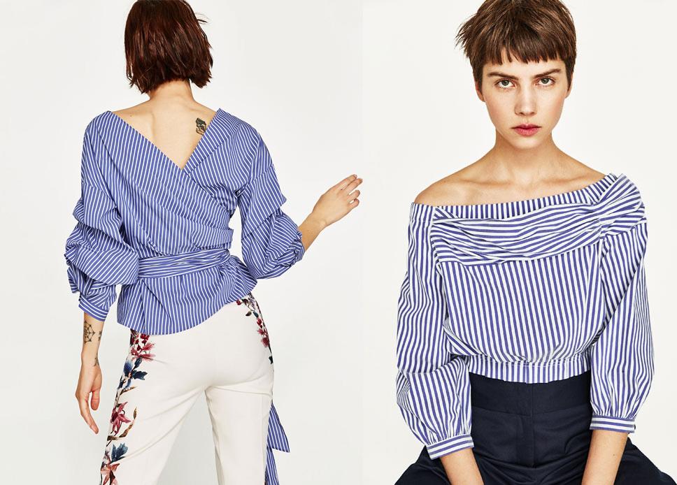online store c08ff 4165b Come abbinare la camicia a Righe – Anna Venere | Moda per ...