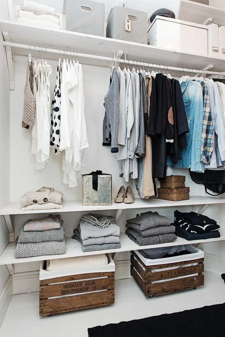 Come Sistemare I Jeans Nell Armadio.Dividere L Armadio Per Outfit Funziona Anna Venere Moda Per