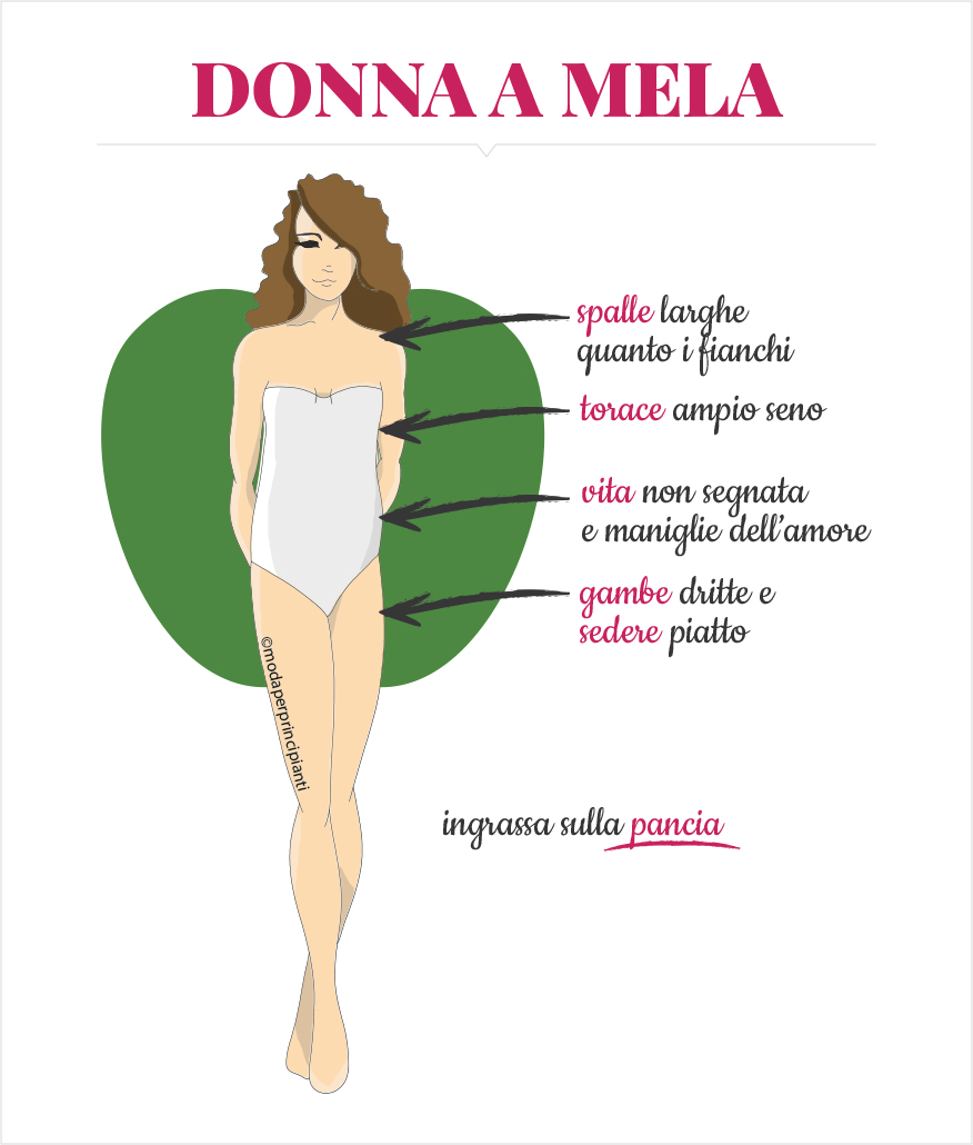 Donna a mela